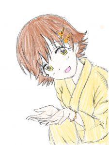 [星祭の織姫]本田未央