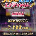 [モバマス] 第24回 アイドル LIVE ロワイヤル